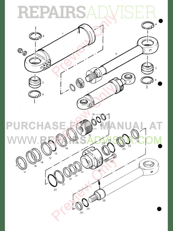 Liebherr R 994 Excavator PDF Manual Download