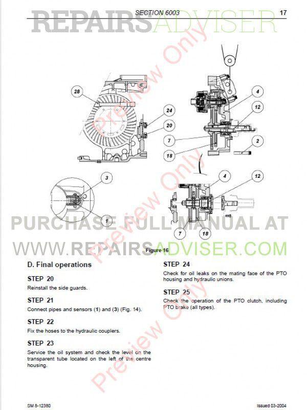 McCormick ZTX Series Tractors SM 8-12602 Service Manual