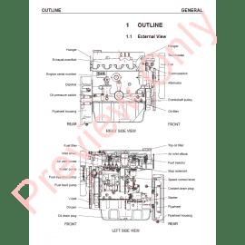 Mitsubishi Fuso 2008 Service Manual PDF Download
