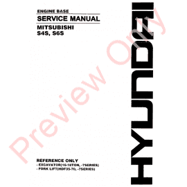 Mitsubishi Fuso 2002-2004 Service Manual PDF Download