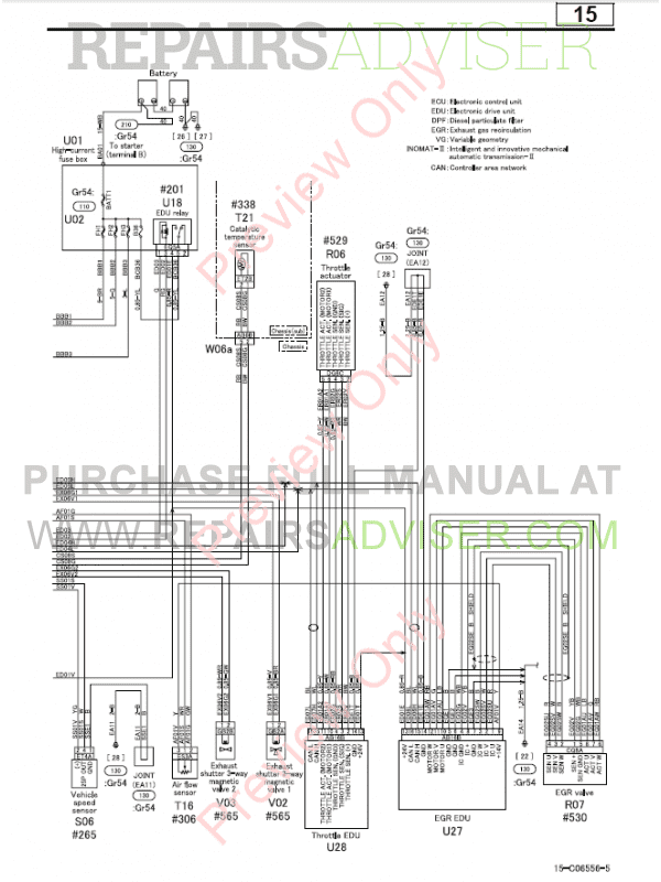 Mitsubishi Fuso Canter Truck Collection of PDF Shop
