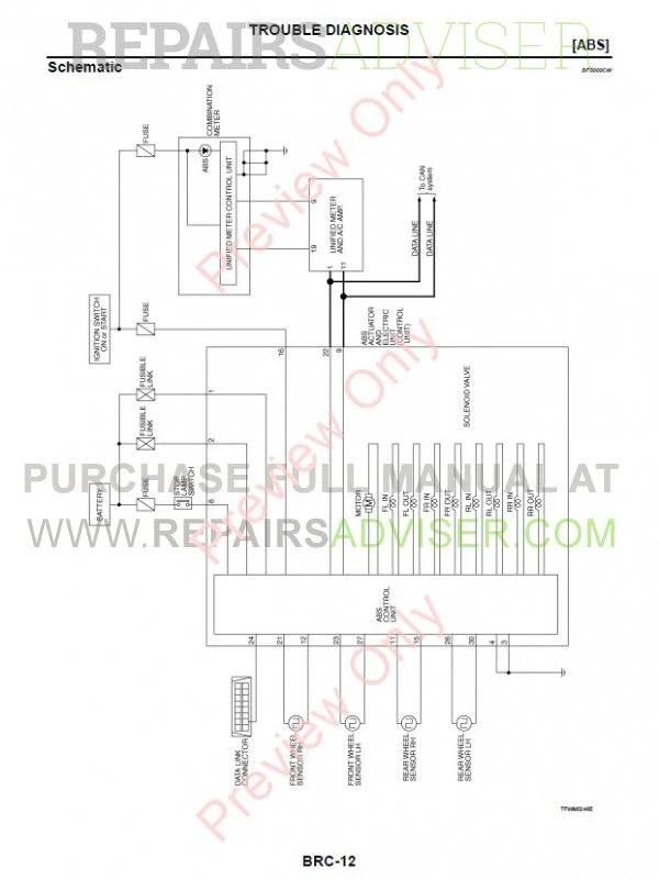 Nissan 1400 Wiring Diagram Free Download Free Nissan Parts
