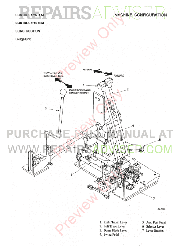 Takeuchi TB015 Compact Excavator Workshop Manual PDF Download