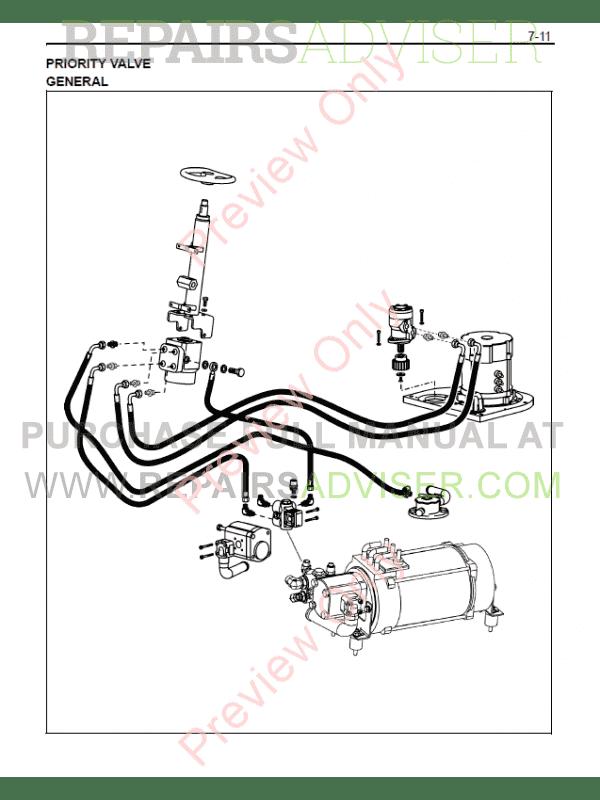 Toyota Forklift Trucks 7 FBEST 10-15 Series PDF Manual