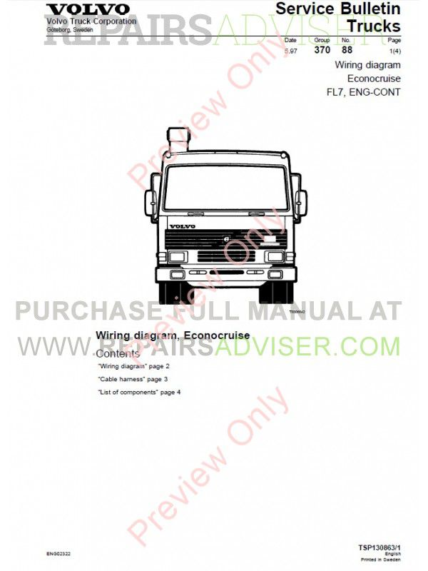 wiring diagram volvo a25 volvo relay diagram wiring