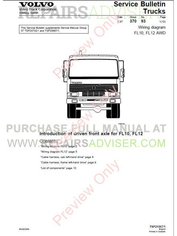 kubota wiring diagram service manual