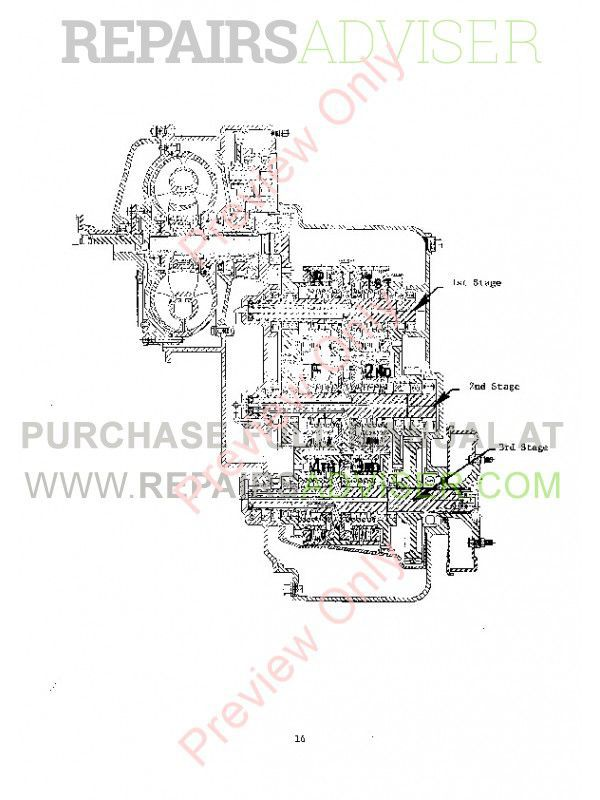 John Deere Funk 1000 Series PowerShift CTM 4005057 PDF