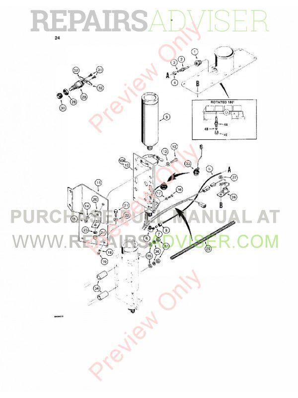580c Case Backhoe Wiring Diagram. Engine. Wiring Diagram