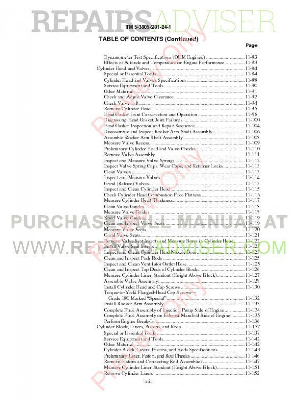 John Deere 330 LCR Hydraulic Excavator Technical Manual PDF