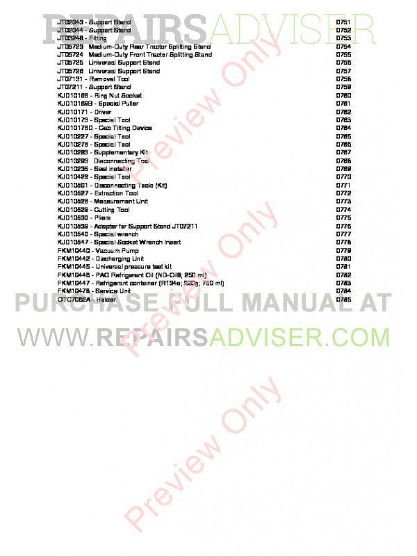 John Deere Premium Tractor 7430 Repair manual TM-400319