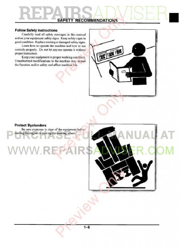 Cameco SP2254 Cane Loader Repair Manual PDF Download