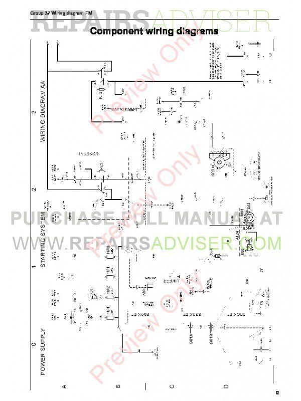 clark forklift wiring schematic efcaviation com Toro Wiring Diagrams Bobcat Wiring Diagram