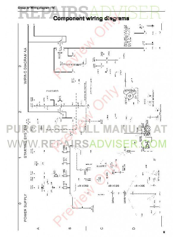volvo truck fm euro5 service manual pdf wiring diagrams on volvo truck  wiring schematic,