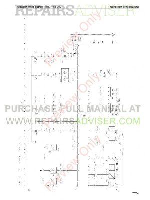 Volvo Trucks FM791012, FH1216, NH12 Wiring Diagrams