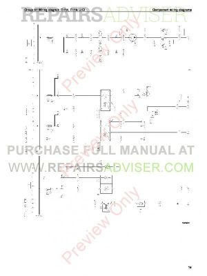 Volvo Trucks FM791012, FH1216, NH12 Wiring Diagrams
