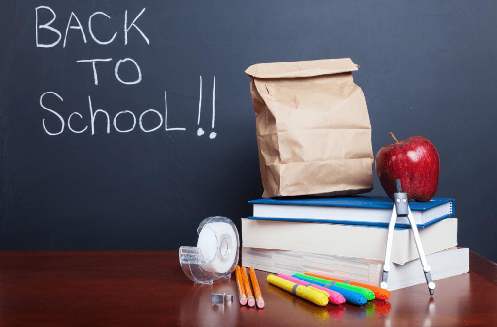 Σχολείο και Σωστή Διατροφή Πάνε Πακέτο!