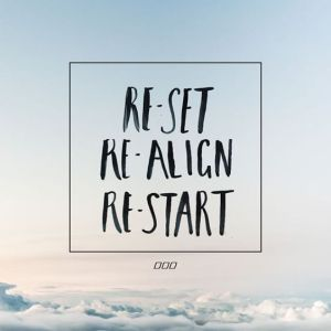 Είσαι έτοιμος για ένα RESTART??? Δες την διατροφή και την άσκηση ως μέσα πρόληψης και όχι θεραπείας!