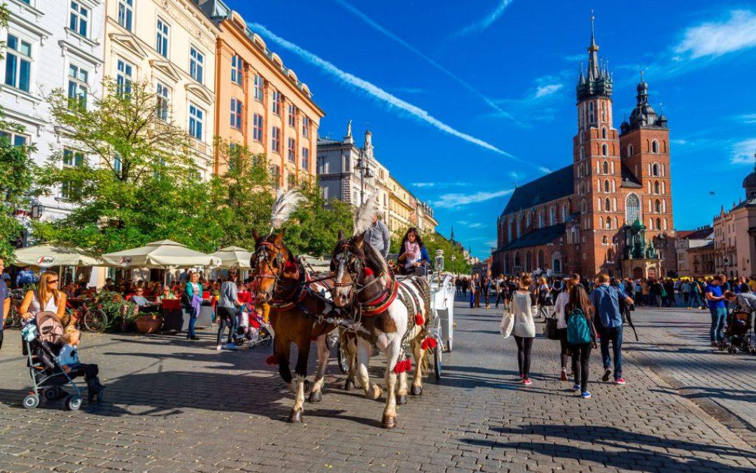 Βαρσοβία- Κρακοβία, δύο πολωνέζες που θα σας καταπλήξουν!