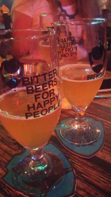 U fleku, beer tasting, bitter beers, Punk IPA 5,6% alc.