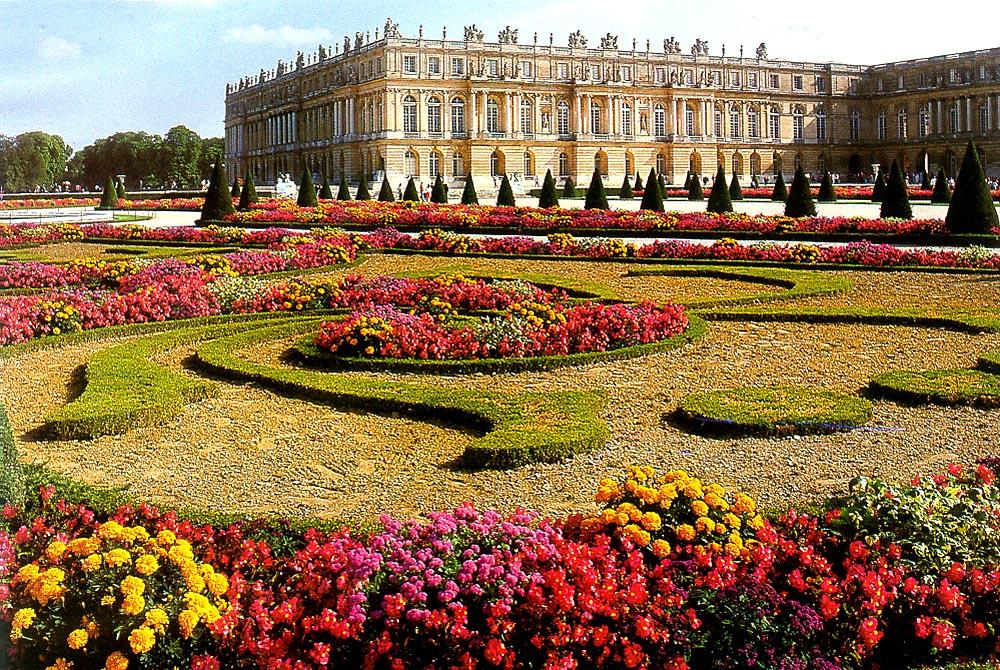 Versailles Garden & Palace, Paris, France