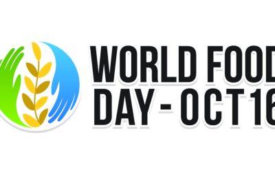 """Παγκόσμια Ημέρα Επισιτισμού – """"The world is on the move"""""""