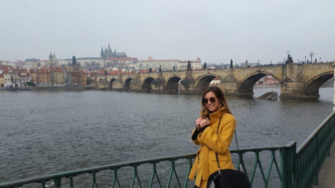 Πράγα. Η γέφυρα του Καρόλου