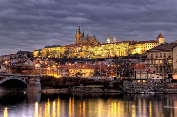 Πράγα, Τσεχία, Το Κάστρο της Πράγας