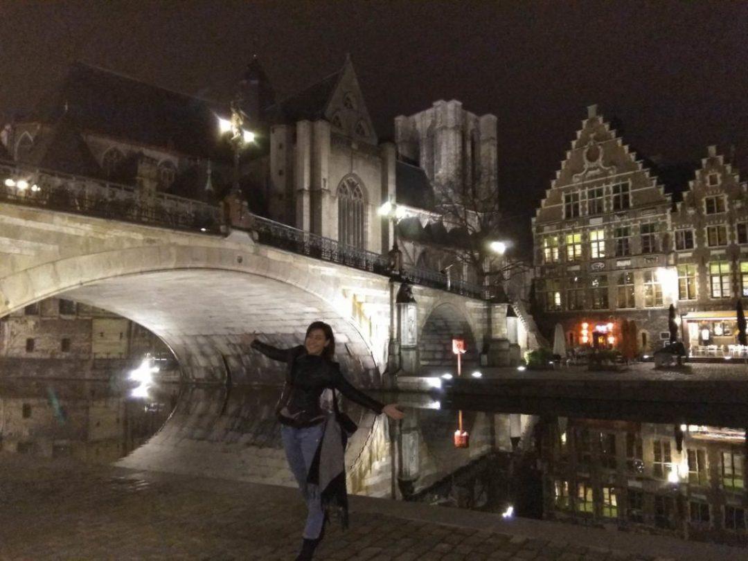 Γάνδη, Βέλγιο.