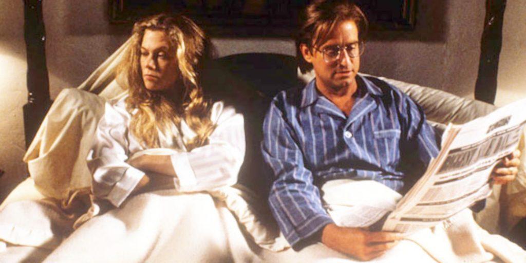 War of roses, movie, dark comedy, love, marriage, divorce