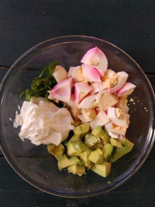 Σαλάτα  με κόκκινα αυγά, Πάσχα, συνταγές