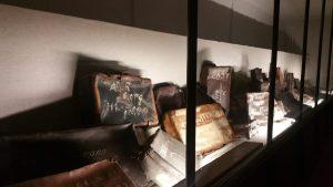 στρατόπεδο συγκέντρωσης Άουσβιτς, βαλίτσες Εβραίων, Μουσείο, εκθέματα