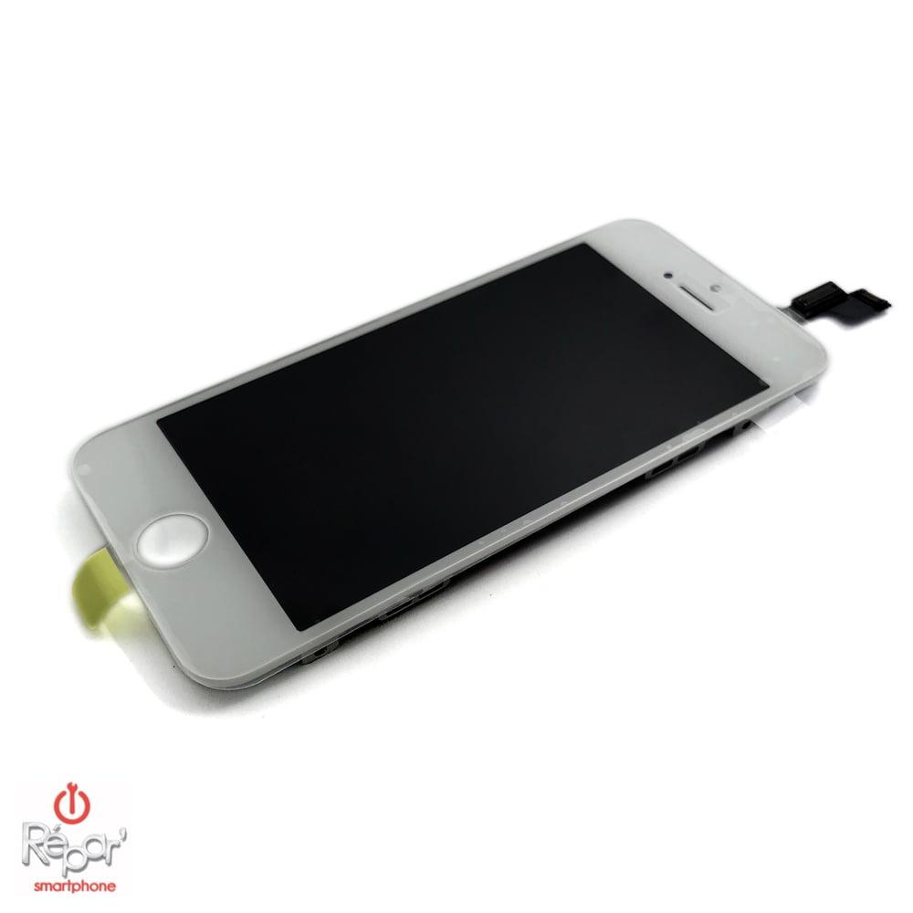 ecran d iphone se blanc entierement original boutique reparsmartphone
