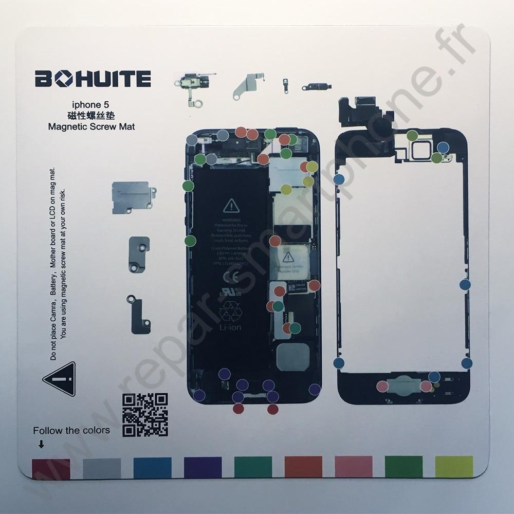 Planche reparation iPhone 5S SE