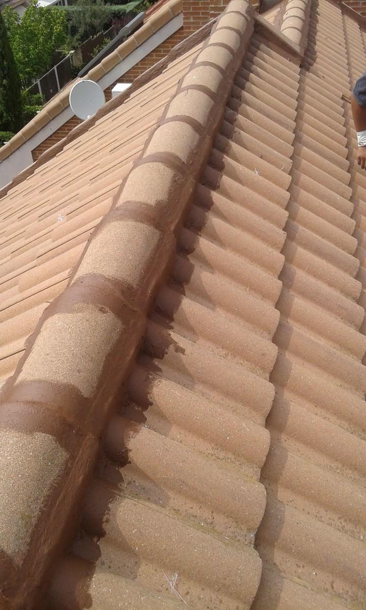 Saneamiento de tejado