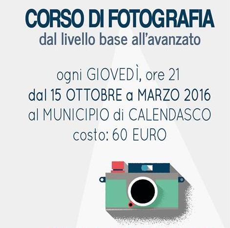 Manifesto Corso 2015 2016 Retro Prezzo