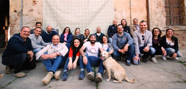 Gruppo fotografico Reparto Agitati - Alta Sorveglianza, Calendasco, Piacenza