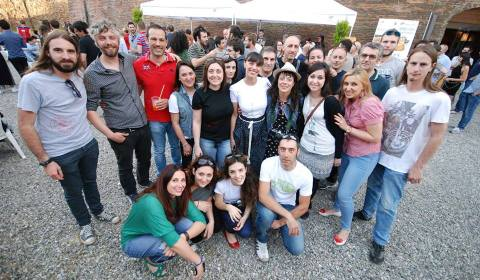 Gruppo Spring Break Agitati 2015