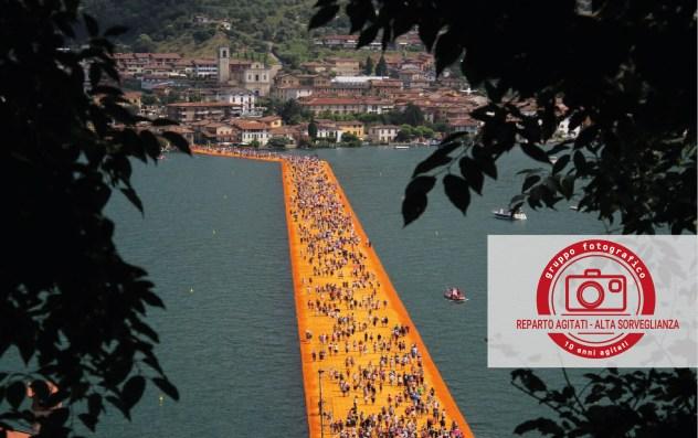 Floating Piers 01 Logo Reparto Agitati