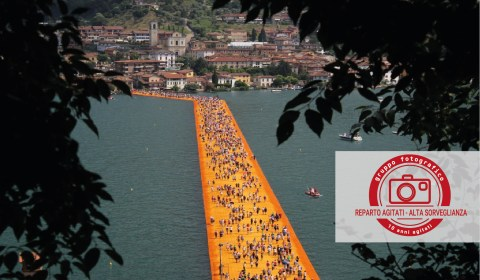 Floating Piers 01 Logo Reparto Agitati