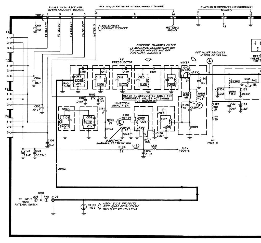 Micor Low Band Receiver Conversion