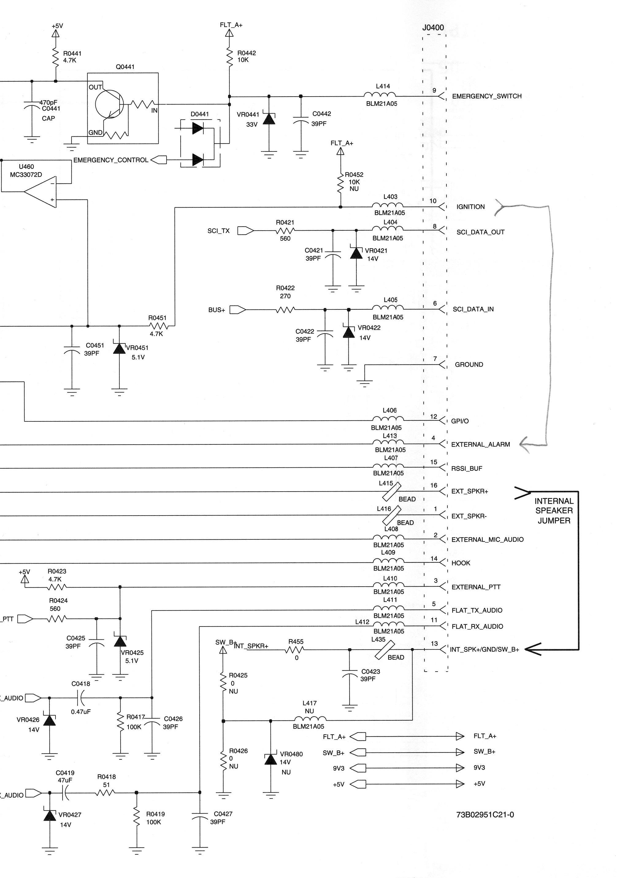 motorola cb radio wiring diagram mitsubishi alternator royce mic diagrams tricks ~ elsavadorla
