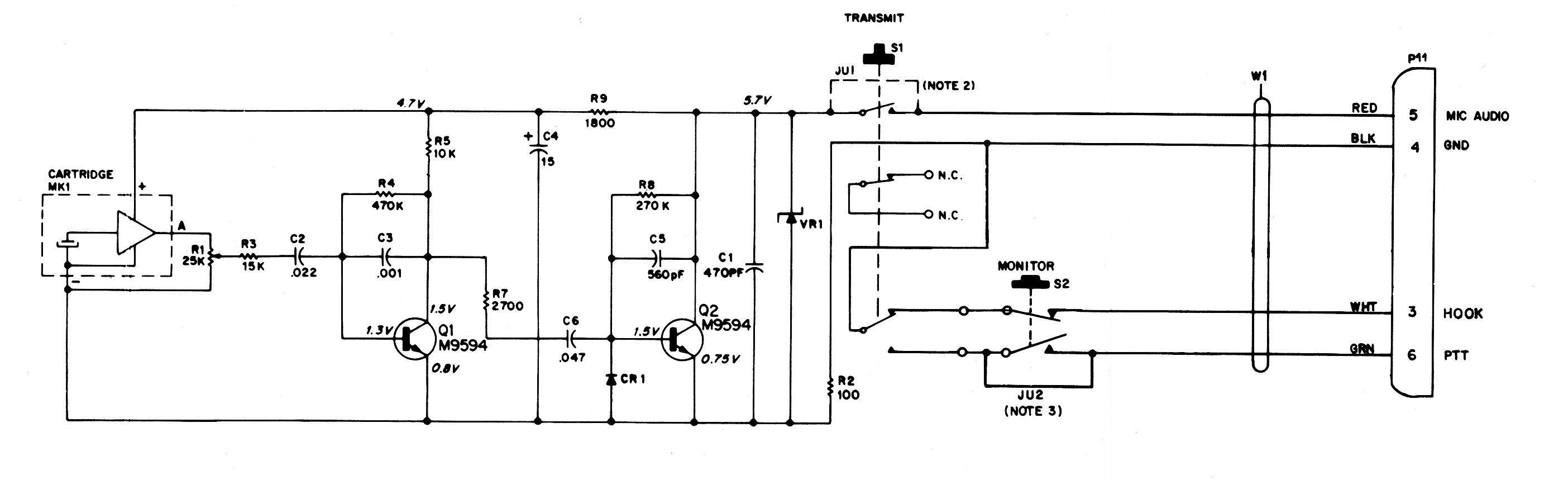 motorola cb radio wiring diagram 2003 dodge ram 2500 mic shirogadget