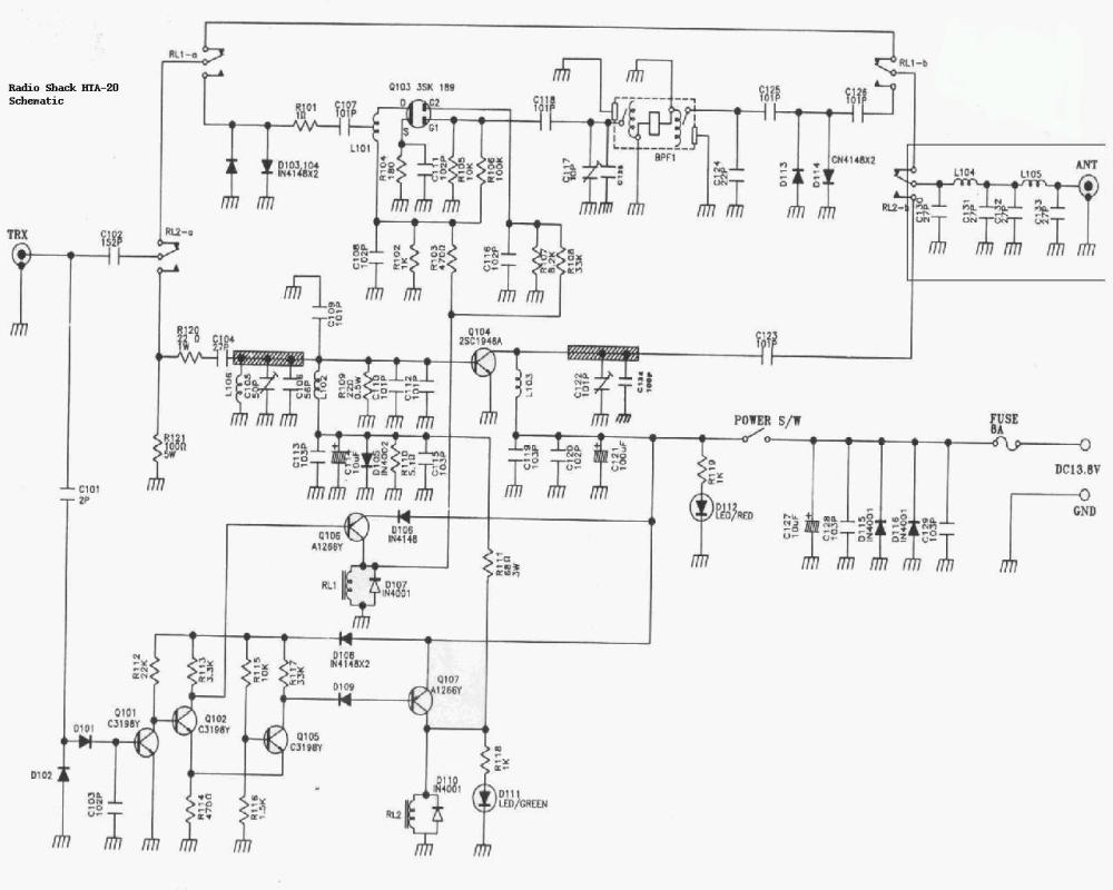 medium resolution of radio shack archer and realistic information index general electric radio model 140 ge 404 radio schematic