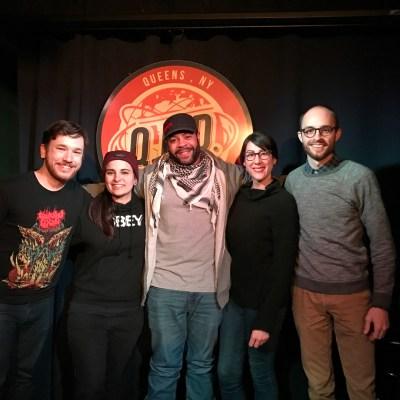 Christina Cola, Chrissie Gruebel, & Cory P Willis