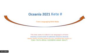 Thumbnail image oceania 2021 Kete template