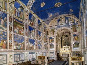 Scrovegni Chapel, Giotto, Padua