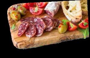 Calabrian Food