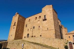 Castle in Castelbuono