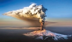 Eruption of Etna