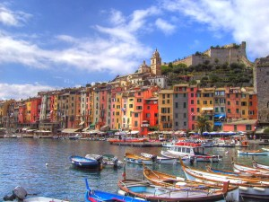 Cinque Terre and the Road Trip